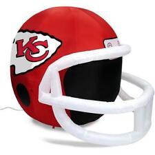 b6c2fcc3f5a Sporticulture Kansas City Chiefs Team Inflatable Helmet NIB