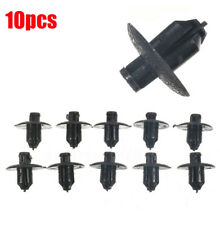 10x Engine Side Cover Clips Retainer Fastener #90467-07117 Fit For Toyota Lexus