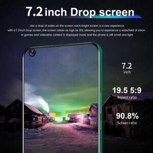 "7.2"" Smart phone Android 10.0 10-Core 5G Dual SIM 5000mah 8GB+256GB PlayGame"