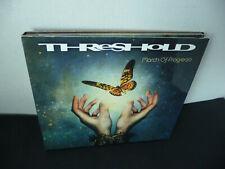 CD ALBUM THRESHOLD MARCH OF PROGRESS / DIGI PAC  / NEUWERTIG