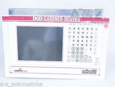 DGD GARDNER-DENVER M-PRO-400 TOUCH SCREEN COOPER TOOLS CONTROLLER-C TFT 960724-F