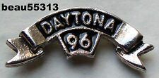 1996  DAYTONA FLORIDA ROCKER BANNER JACKET VEST HAT TAC PIN