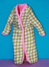 Vintage Barbie Reproduction #1643 Poodle Parade Olive Green COAT REPRO