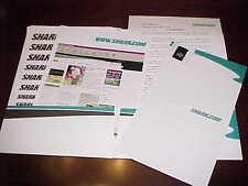1999 Greg Norman Shark.Com Promotional Media Golf Piece with Promo Slide
