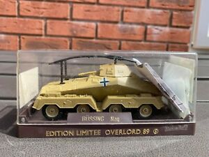 Solido Overlord 89 Bussing Nag In Its Original Box - Near Mint Retro