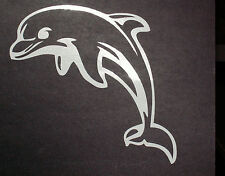 2 Dolphin Decal Stickers