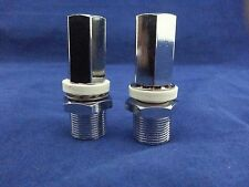 LOT OF 2 Workman SM1 CB RADIO ANTENNA HEAVY DUTY SO-239 STUD MOUNT BULK
