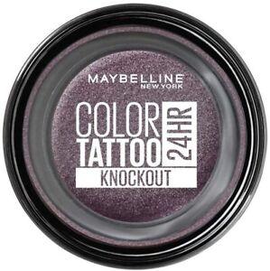 Maybelline New York Tattoo Eyeshadow, 160 Knockout NEW