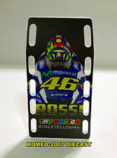 1:12 Pit board Pitboards Valentino Rossi Yamaha AGV MotoGP 2016 no minichamps