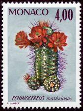 STAMP / TIMBRE DE MONACO  N° 1002 ** FLORE / PLANTES DU JARDIN EXOTIQUE