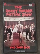 The Rocky Horror Picture Show Comic Book #1 1990 Caliber Press *1 Book Lot*