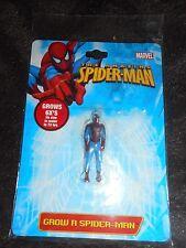 New MARVEL AMAZING SPIDER-MAN Giant Foam Growing Action Figure Spiderman