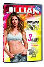Jillian Michaels Beginner Shred, New, Free Shipping