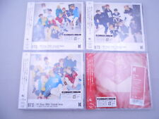 BTS MIC Drop DNA Crystal Snow First Limited Edition 4CD + 2DVD + Photo booklet