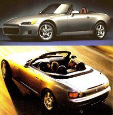 2000 HONDA S2000 CONVERTIBLE BROCHURE / POSTER -HONDA S2000 ROADSTER-HONDA S2000