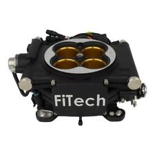FiTech Fuel Injection System 30012; Go EFI 8 1200 HP TBI Black