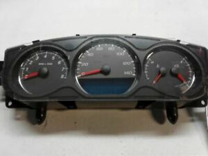 Speedometer MPH CXL ID 25843745 Fits 08 LUCERNE 1364407