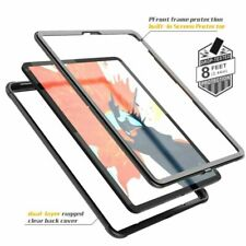 For iPad Pro 12.9Inch 2018 Case Anti-Falling Cover Built-in Screen Protector Hot
