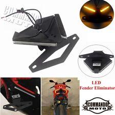 LED Fender Eliminator Kit For Ducati Panigale 959 1199 NRC Rage Cycle Motorcycle