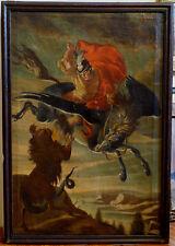 Bellérophon Combattant La Chimère, 1700, Spectaculaire Ecole Italienne Fin 17ème