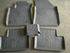original Renault Gummifußmatten für Megane 4, vorne+hinten