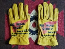 Red Wing Leather Glove Motorcycle RRL