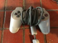 Sony PlayStation 1 PS1 Console System Original + 1 Controller
