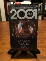 2001: A SPACE ODYSSEY by Arthur C. Clarke (Like New Condition - Illustrated)