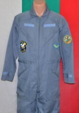 Bulgarian Air Force MiG -29 PILOT Flying SUIT Coverall w/t Patches