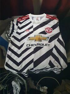 Manchester United's third kit Special Edition Genuine Small size