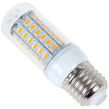 650LM E27 110V/220V 18W 56X 5730 SMD LED Corn Bulb White/White Light Lamp