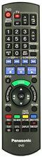ORIGINAL PANASONIC N2QAYB000127 DVD REMOTE CONTROL,DMR-EX77/EX78/EX87/EX88/768