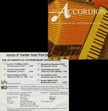 ACORDION IN CONTEMPORARY NETHERLANDS MUSIC