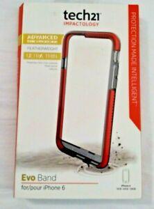 Tech21 Evo Band  iPhone 6 Bumper Case NIB