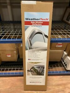 2015-2017 TOYOTA CAMRY WEATHERTECH WINDOW GUARDS (80789)