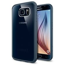 Spigen Galaxy S6 Case Ultra Hybrid Metal Slate (PET)