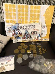 Geomag - Magnetic World The Original Dekopanels Sports