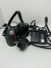 Nikon Coolpix 4500 Digital Camera Strap/Lens Cover/48mb Card/Charger Spares