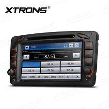 "7"" Car DVD Player GPS For Mercedes Benz C-CLASS CLK W209 W203 GPS Radio 8G Map"
