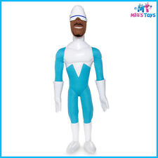 """Disney The Incredibles 2 Frozone 18 1/2"""" Plush Doll Soft Toy Brand New"""