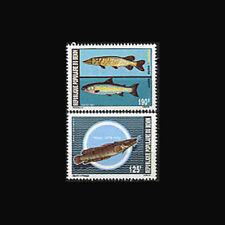 Stamps Stamps Benin 978-983 Mint Never Hinged Mnh 1997 Marine Fish