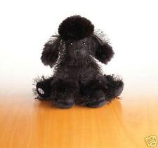 Webkinz Black Poodle Dog NEW UNUSED TAGS LOT OF 6