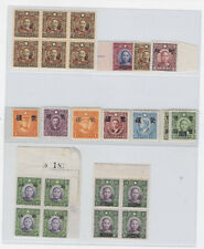 CHINA- COLLECTION- MINT AND USED-VF