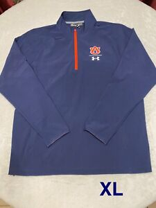 Auburn Tigers Team Issued Player Issued Under Armour XL Jacket