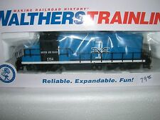 "Walthers ""Boston & Maine"" HO GP 9 Diesel new boxed lot # 9979"