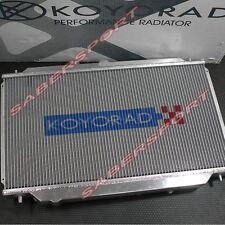 Koyo Racing Aluminum Radiator for 2002 Subaru WRX 2.0L Turbo w/o filler neck M/T