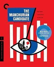 Manchurian Candidate (2016, Blu-ray NEUF)