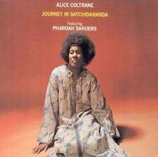 Alice Coltrane Journey in Satchidananda LP Vinyl 33rpm