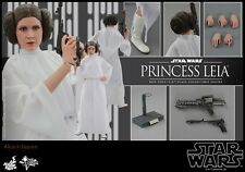 New Hot Toys Star Wars Episode IV A New Hope Princess Leia Action Figure Japan