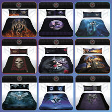 Anne Stokes Dragon Beauty Quilt Cover Set - Queen